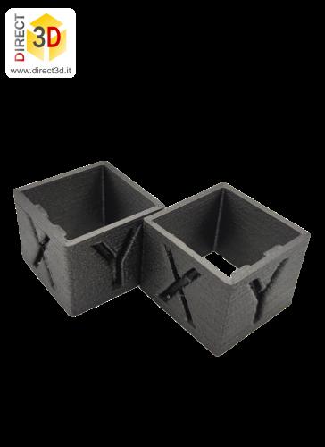 PA-CF - Hollow-cubes