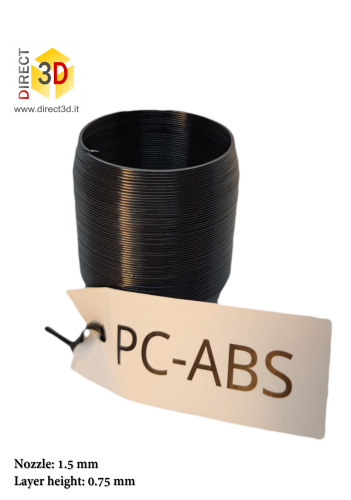 PC-ABS - Barrel-cover