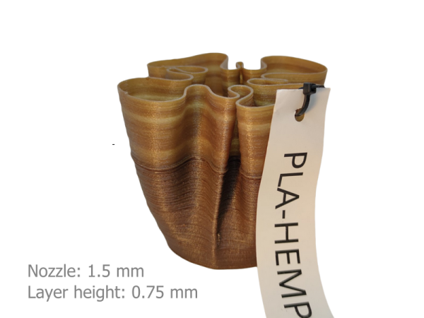 PLA + hemp